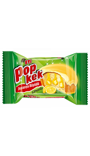 ETI POPKEK LIMONLU 45 GR (cake gout citron)