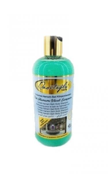RASITOGLU BAY HAMAM SAMPUAN 400ml (shampooing homme hamam)