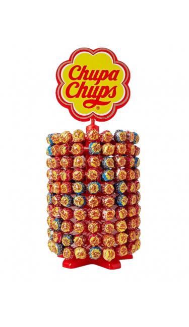 CHUPA CHUPS STAND MIX