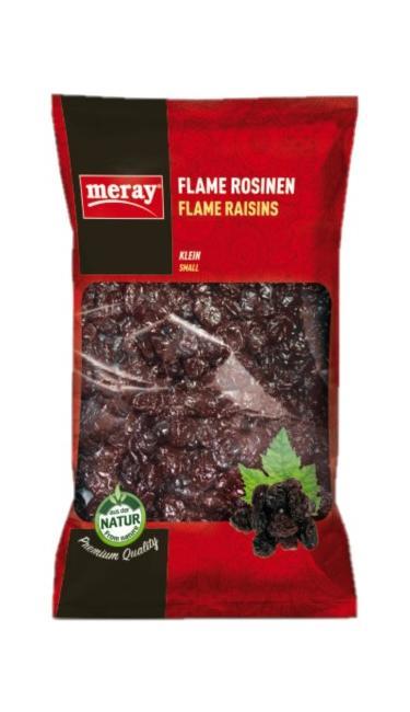 MERAY UZUM CEKIRDEKSIZ SIYAH 300 GR (raisins secs noirs sans pépins)