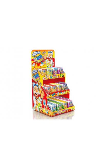 X-TREME DR LAB MINI CANDY STAND (mini dragés)