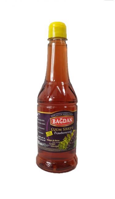 BAGDAN SIRKE UZUM 20x500ML (vinaigre de raisin)