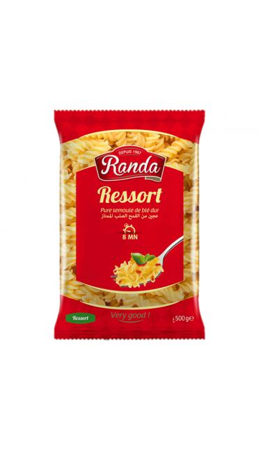 RANDA PATES RESSORT