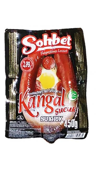 SOHBET KANGAL SUCUK 450 GR