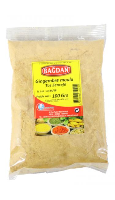BAGDAN KIYILMIS ZENCEFIL 100 GR (gingembre moulu)