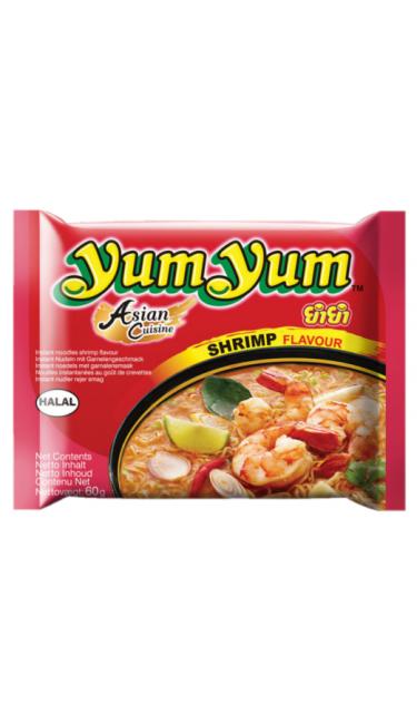 YUMYUM KARADES AROMALI (nouilles crevettes)