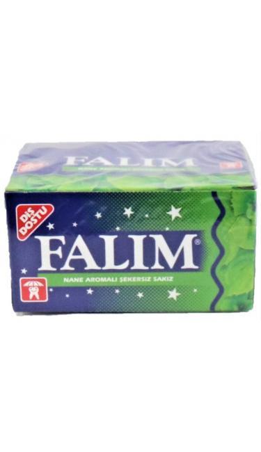 FALIM NANELI 100 ' LU (chewing-gum menthe)