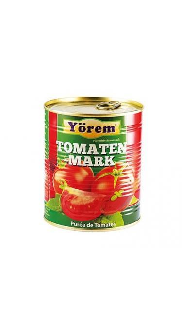 YOREM DOMATES SALCASI 800 GR (double concentré de tomates)