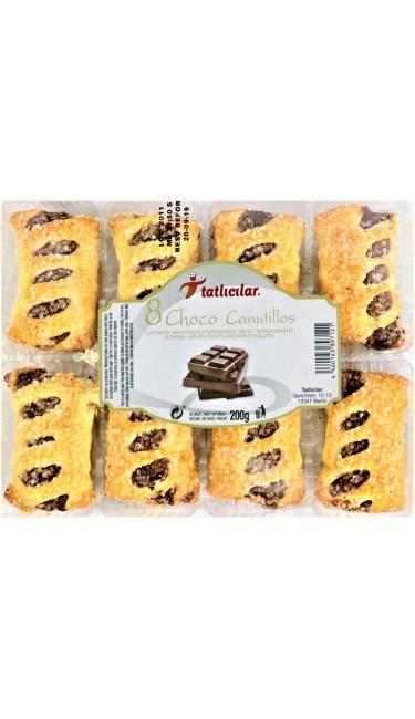 TATLICILAR CIKOLATA MILFOY CANUTILLOS (feuilletée chocolat)