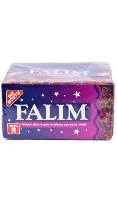 FALIM ORMAN MEYVELI 100 ' LU (chewing-gum gout gomme)