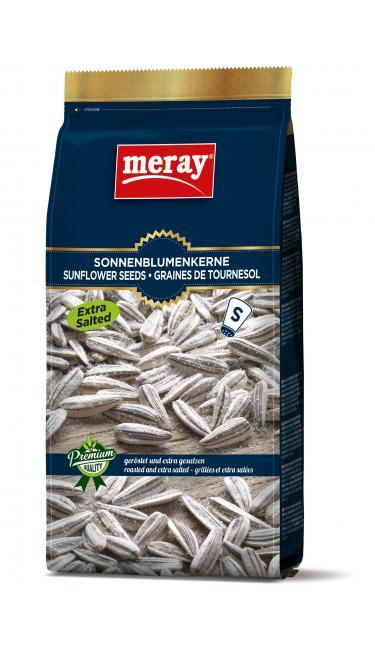 MERAY AYCEKIRDEK BOL TUZLU 300 GR (graines de tournesol extra salées)