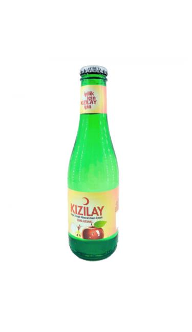 KIZILAY ELMA 200 MLX24 (eau gazeuse à la pomme)