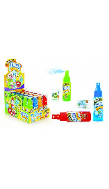 X-TREME FRUIT SPRAY 24 PCS