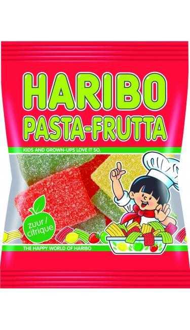 HELAL HARIBO PASTA-FRITTA 75 GR  JELANTINSIZ  (pates de fruits sans gélatine)