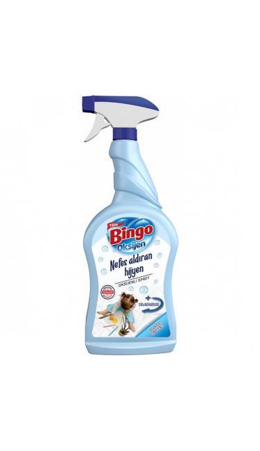 BINGO OKSIJEN DERIN SPREY 12X750ML  ( eau de javel oxigéné)