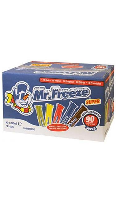 MR FREEZE 90x90ML
