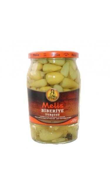 MELIS BIBERIYE 720ml (piment au vinaigre)