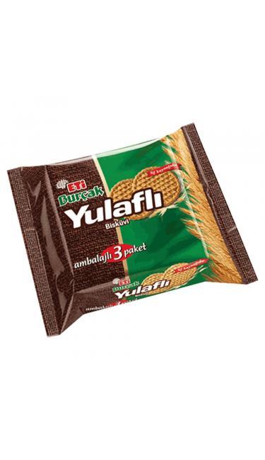 ETI BURCAK YULAFLI 375 GR (biscuit au blé complet et avoine)