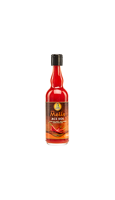 MELIS ACI SOS KIRMIZI 100 ML (sauce piment fort)