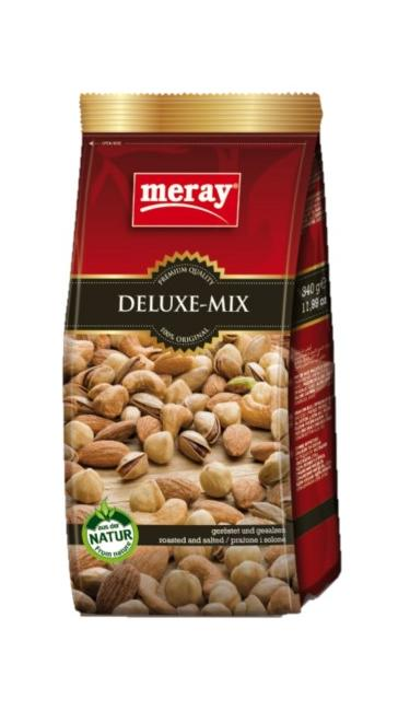 MERAY DELUXE KOKTEYL 340 GR (assortiment de fruits secs deluxe)   )