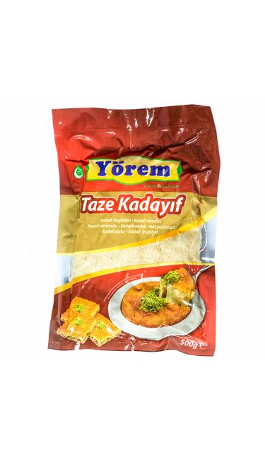 YOREM TAZE KADAYIF 500 GR (pate efillée pour dessert)