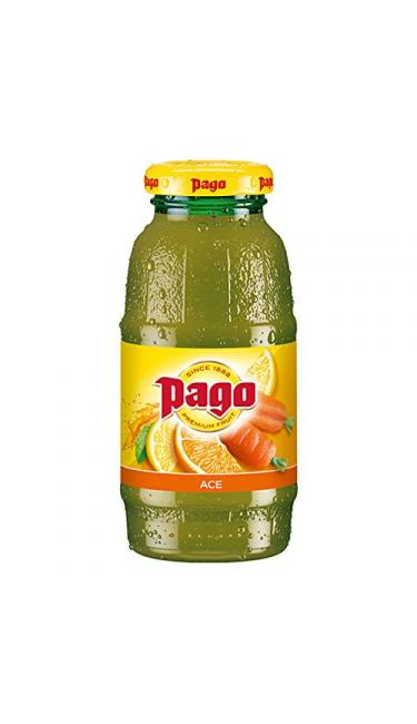 PAGO ACE (ORANGE CAROTTE CITRON)