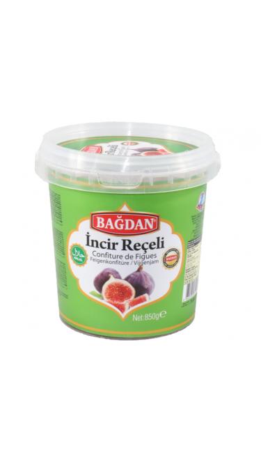 BAGDAN RECEL INCIR 850gr PET (confiture de figue)