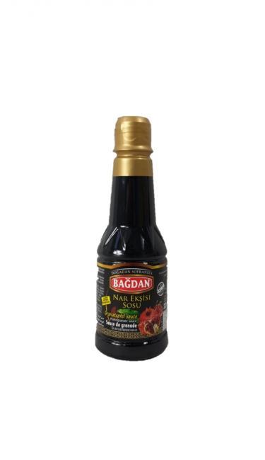 BAGDAN NAR EKSI SOSU 12x250ML (sauce grenade)