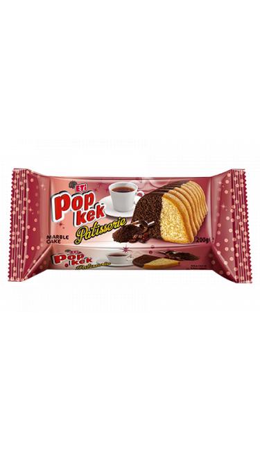 ETI POPKEK  MARBLE 200GR (cake marbré)