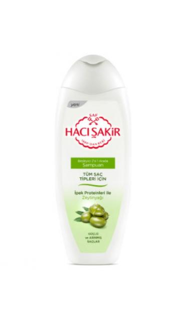 Hacisakir shampoing huile d'olive