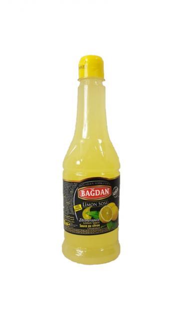 BAGDAN LIMON SOSU 20x500ML (sauce citron)