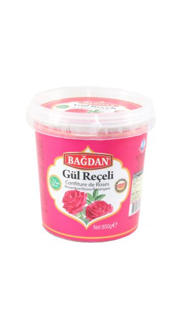 BAGDAN RECEL GUL  850 gr PET (confiture de rose)