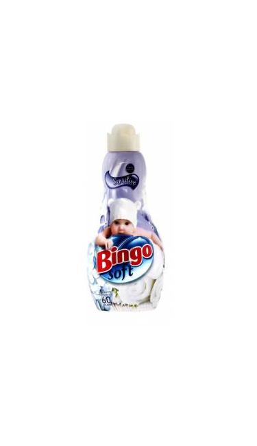 BINGO SOFT SENSITIVE 6X1440 ML (adoucissant)