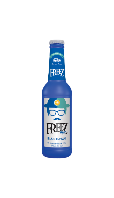 FREEZ MIX BLUE HAWAI 275 ML