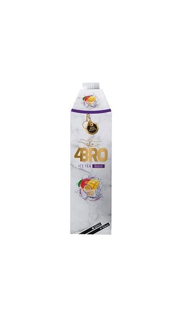 4BRO ICE TEA MANGO-MARACUJA 1000 ML