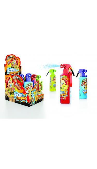 X-TREME JOHNY BEE XXXL FIRE SPRAY (bonbon spray extincteur)