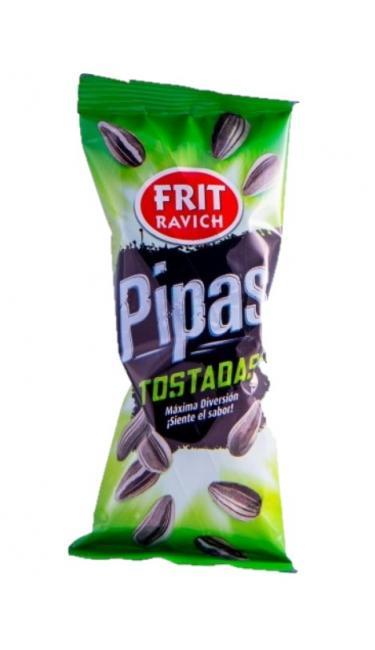 FRIT RAVICH PIPAS TOSTADAS 45 GR (graines de tournesol)