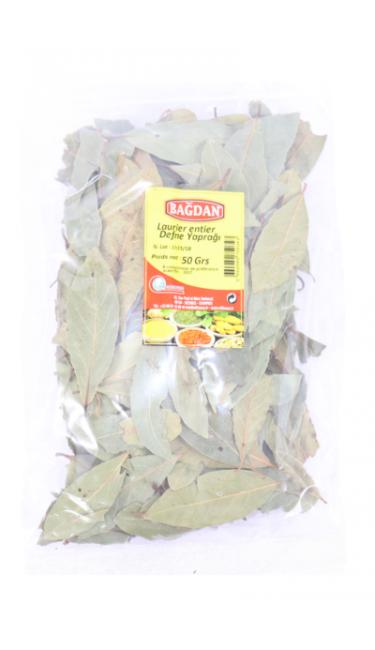 BAGDAN DEFNE YAPRAGI 50 GR (feuilles de laurier)