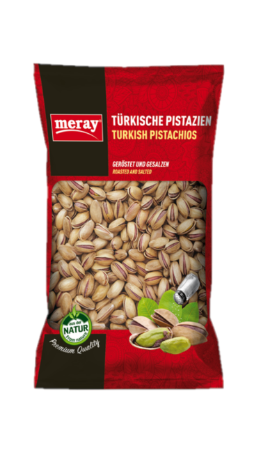 MERAY ANTEPFISTIGI  250 GR  (pistaches)