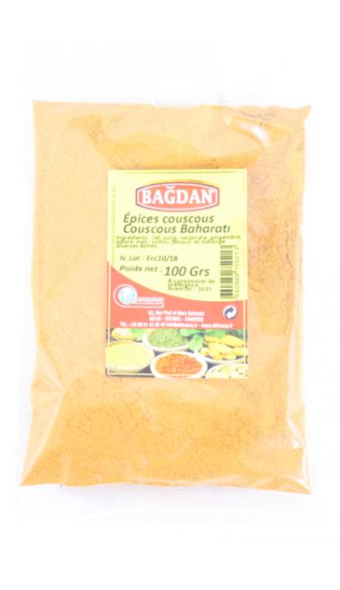 BAGDAN COUSCOUS HARCI 100 GR (epice couscous)