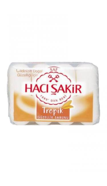 HACISAKIR GZL TROPIK PROMO (savon beauté senteur tropical)