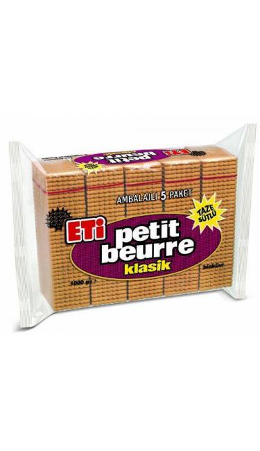 ETI TEA BISCUITS 1000 GR (biscuit pour le thé)