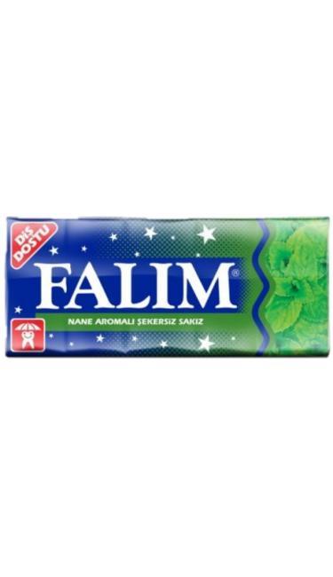 FALIM NANELI  5 ' LI (chewing-gum menthe)