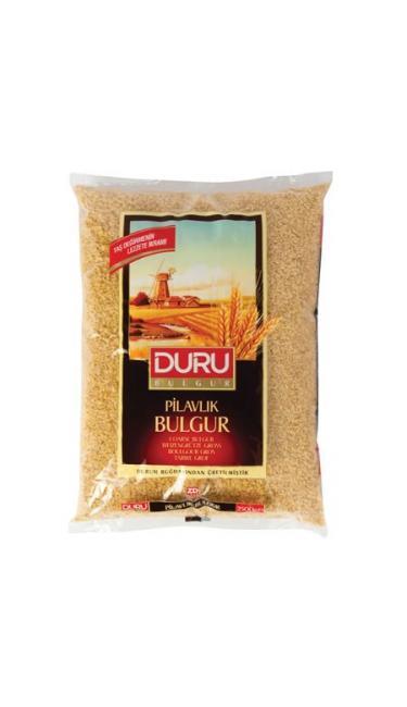DURU BULGUR PILAVLIK 2.5KG