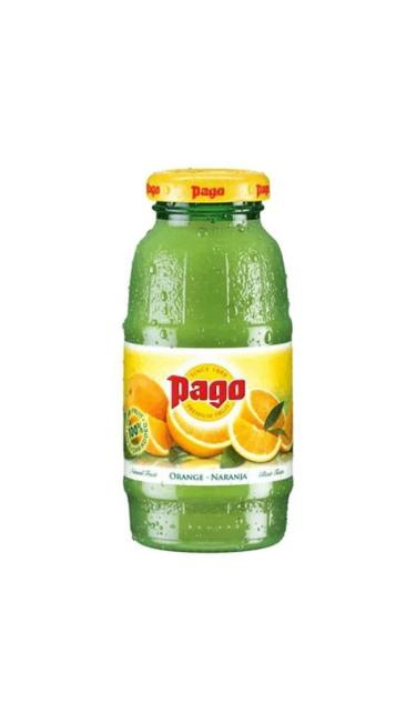 PAGO ORANGE AVEC PULPE