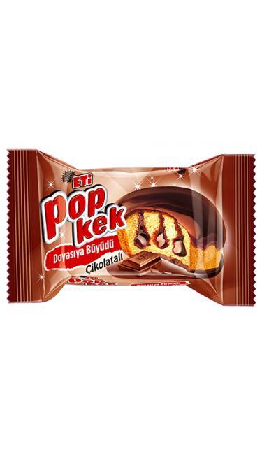 ETI POPKEK KAKAO 45 GR (cake fourré cacao avec nappage chocolat)