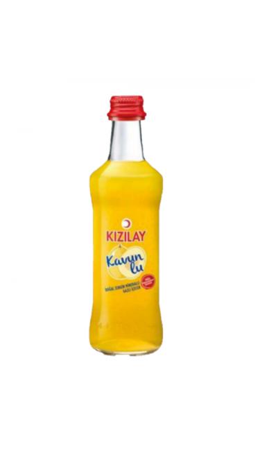 KIZILAY KAVUNLU 250 MLX24 (eau gazeuse au melon)