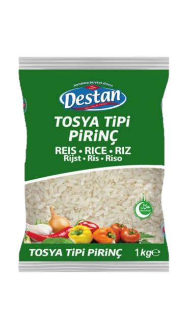 DESTAN PIRINC TOSYA TIPI 1 KG