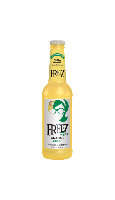 FREEZ MIX ANANAS COCO 275 ML