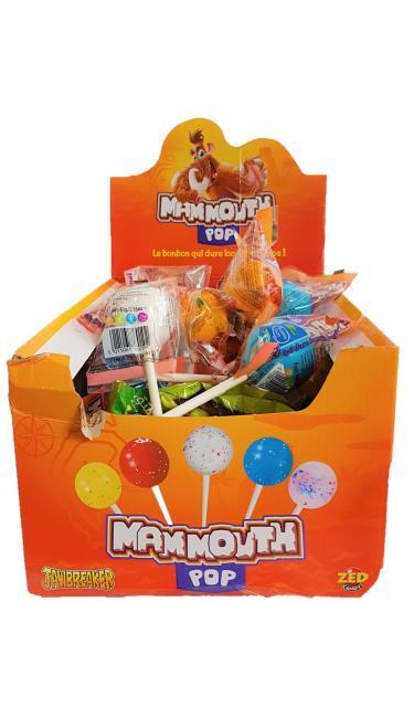 MAMMOUTH POP BOITE 36 (boules de mammouth)